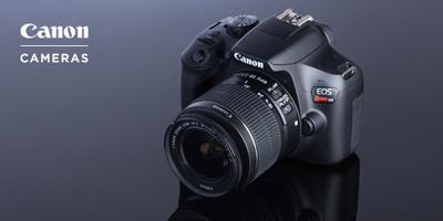 Shop Canon @ Double Discounts